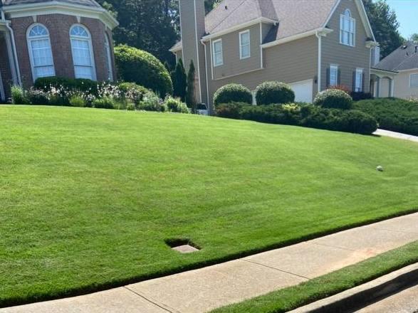 Stepping Stone Lawn Care - Flowery Branch Buford Georgia Gwinnett County Hall County GA